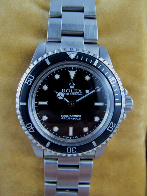 ROLEX Submariner - Transition - Full Set