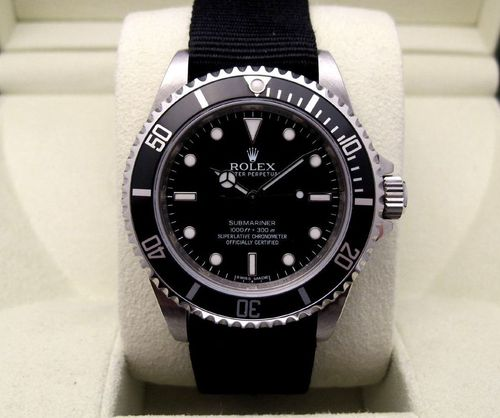 ROLEX Submariner COSC -
