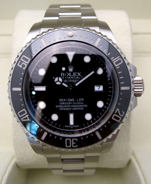 ROLEX Sea-Dweller 16660 DEEPSEA -