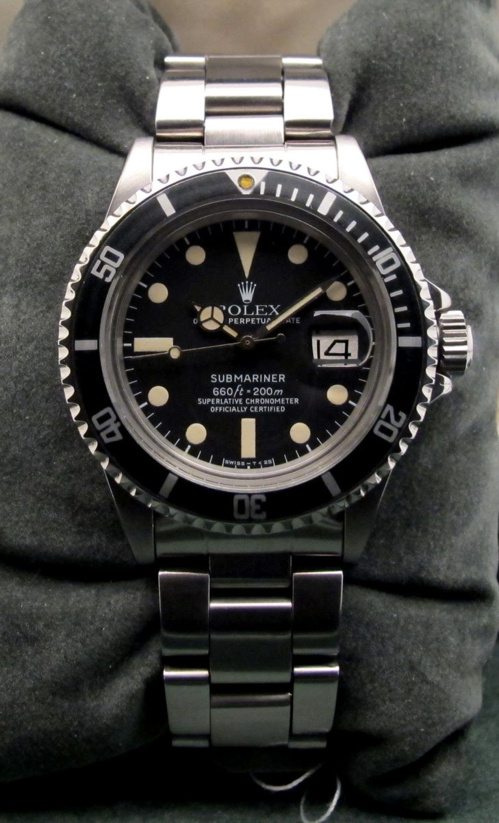 ROLEX Submariner Date 1680 Mark II -