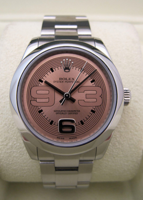 ROLEX Oyster Perpetual 31 MM -