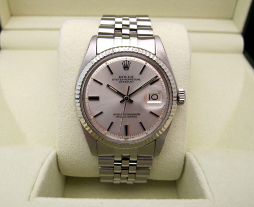 ROLEX Oyster Perpetual DATEJUST -