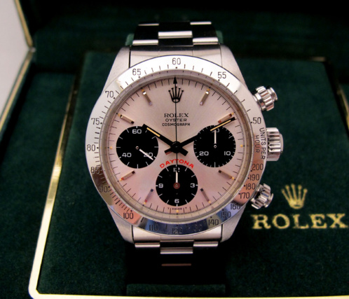 ROLEX Cosmograph DAYTONA 6265 Big Red - Full Set.