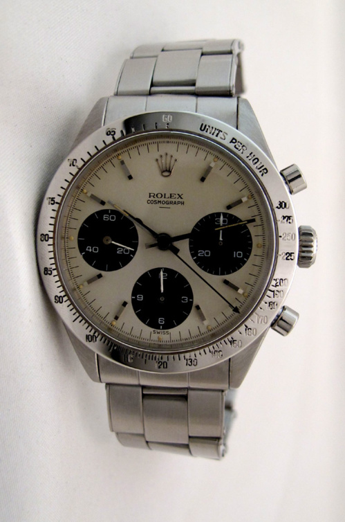 ROLEX Cosmograph 6239 Underline Double SWISS - 20/20.