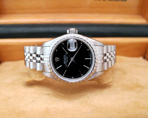 ROLEX Oyster Perpetual DATE Lady -
