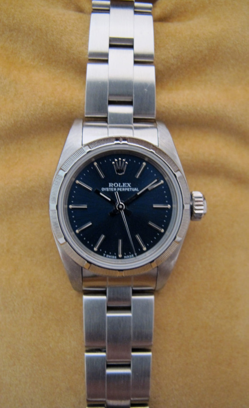ROLEX Oyster Perpetual Lady -