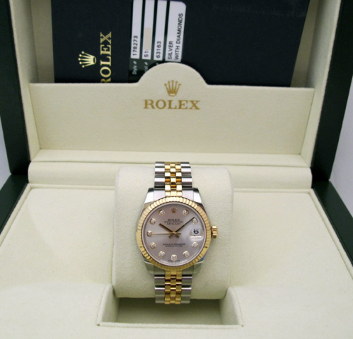 ROLEX Oyster Perpetual DATEJUST - 31MM.