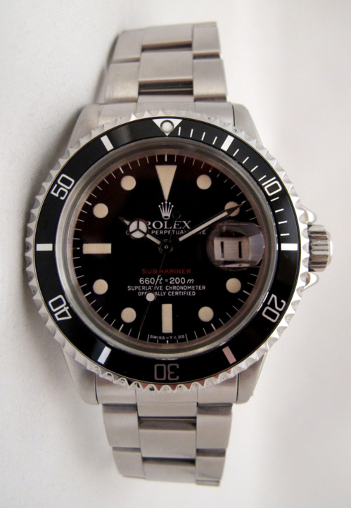 ROLEX Submariner Rouge Mark VI -