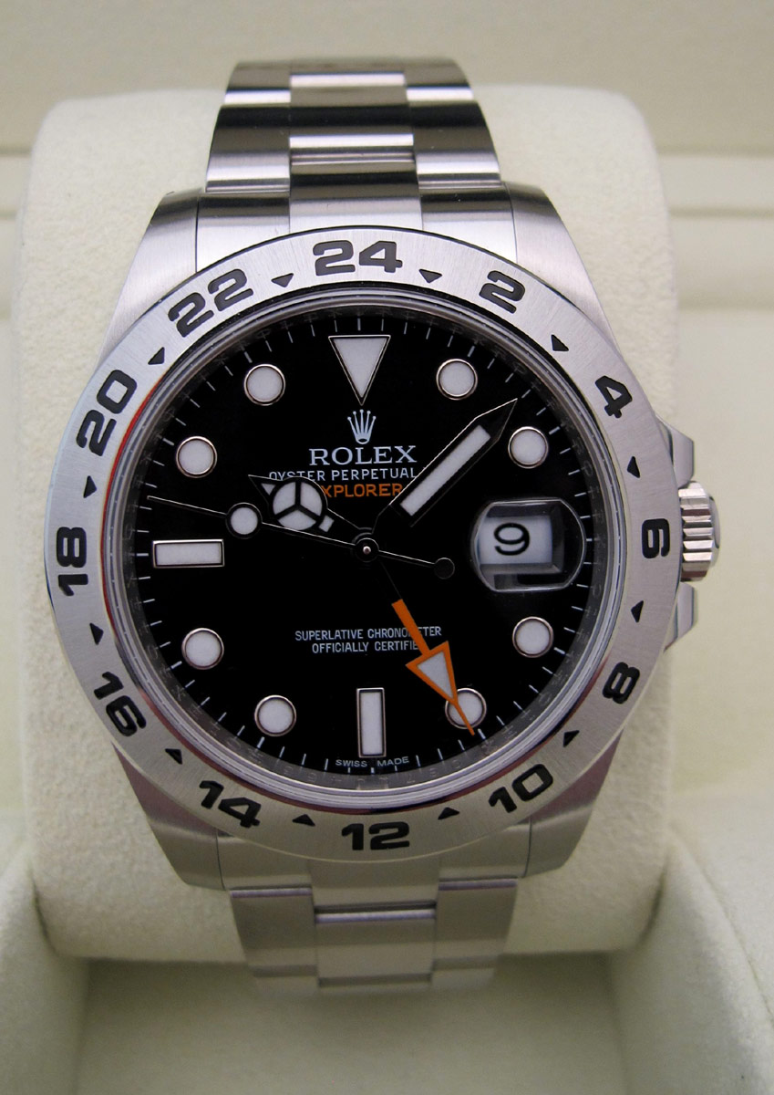 ROLEX Explorer II 216570 42MM -