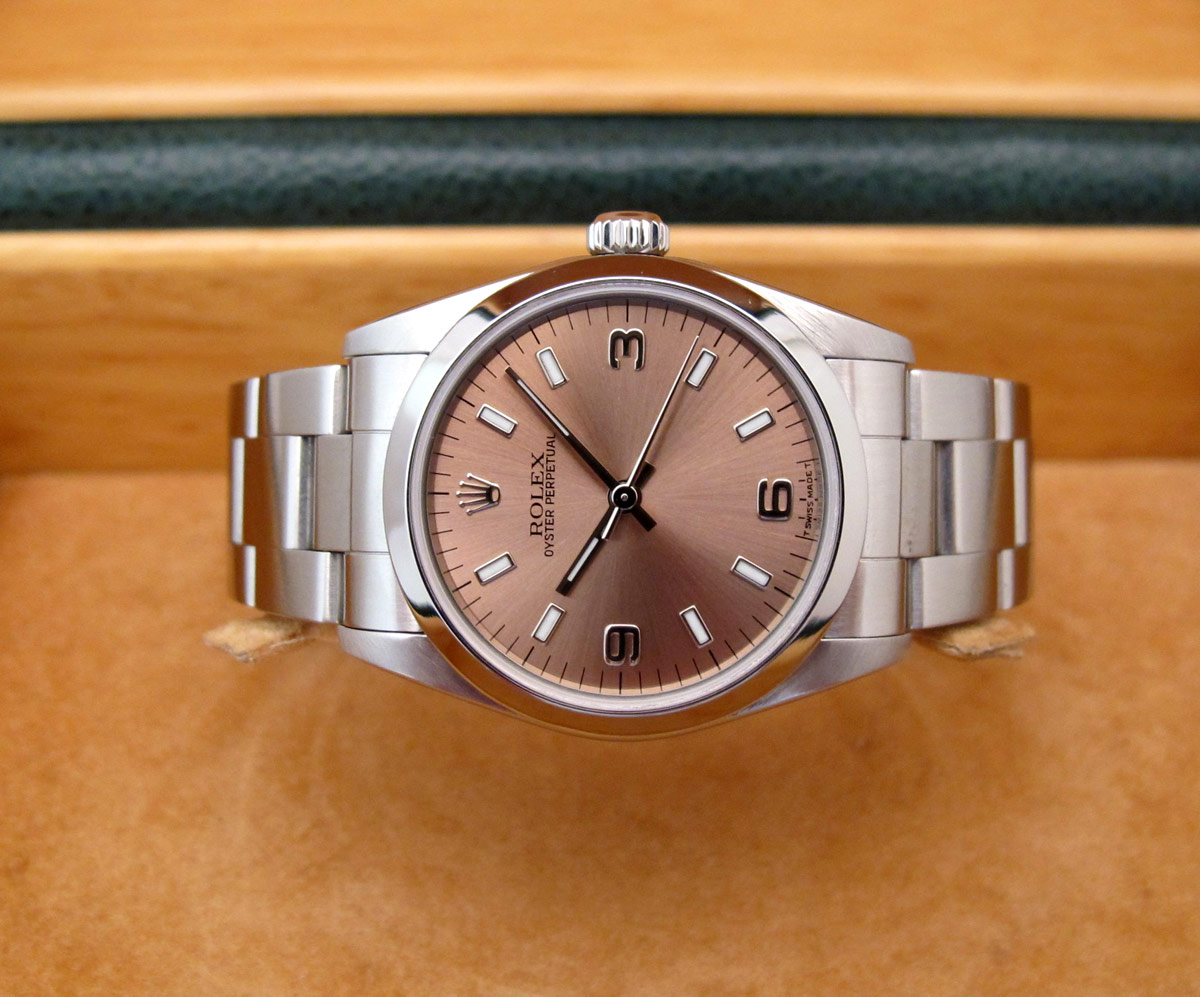 ROLEX Oyster Perpetual 31MM -