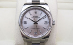 ROLEX Oyster Perpetual 36MM - Cadran Gris.