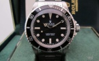 ROLEX Submariner 5513 - Maxi Dial Mark V - Full Set.