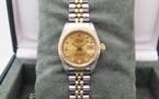 ROLEX Oyster Perpetual DATEJUST Lady - Indexs Brillants.