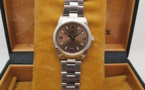 ROLEX Air-King Precision - Cadran Rose.