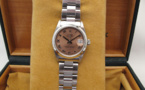 ROLEX Oyster Perpetual DATEJUST 31MM - Cadran Rose.