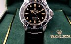 ROLEX Submariner 5512 Laqué Gilt -