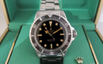 ROLEX Submariner 5513 PCG Laqué/Gilt Underline -
