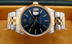 ROLEX Oyster Perpetual DATE Or/Acier -