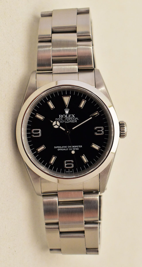 ROLEX Explorer I 36MM - Cadran SWISS Only.