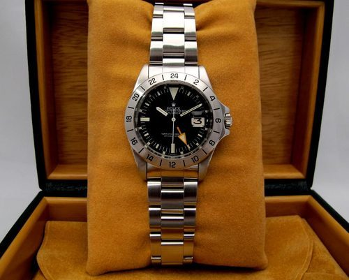 Rolex Explorer II Steve Mc Queen
