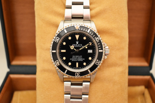 "ROLEX Sea-Dweller 16660 "" Triple 6 "" - Transition."