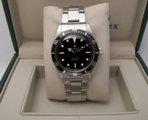 ROLEX Submariner James BOND 6536 -