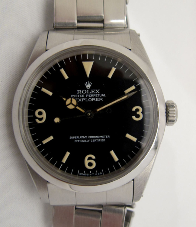 "ROLEX Explorer 1016 US Air Force "" YOKOTA AIR BASE"" - Full Set."