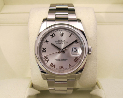 ROLEX Datejust 36MM 116200 -