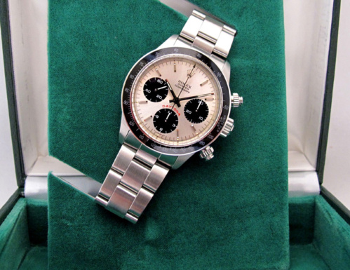 ROLEX Cosmograph Daytona 6263 Big Red Full Set - 20/20.