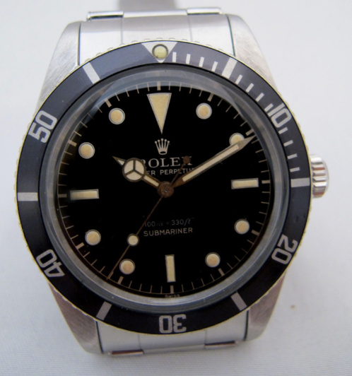 "ROLEX Submariner 5508 "" James BOND "" -"
