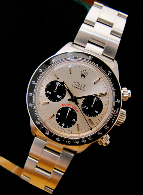 ROLEX Daytona 6263 Cadran Sigma Big Red -