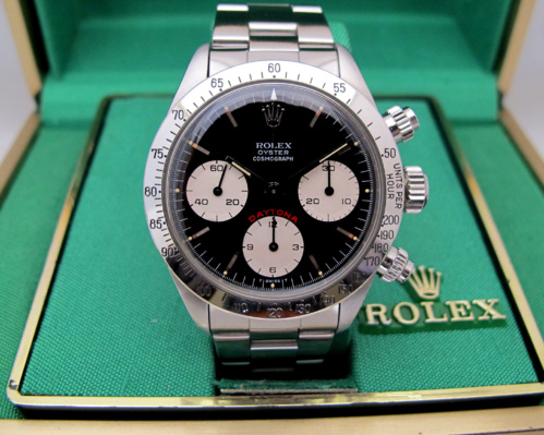 ROLEX Cosmograph DAYTONA 6265 Big Red -