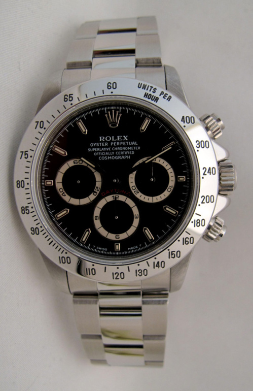 rolex daytona patrizzi d 39 occasion. Black Bedroom Furniture Sets. Home Design Ideas