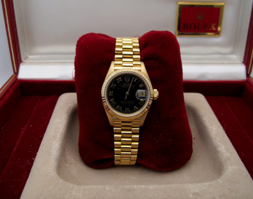 ROLEX Oyster Perpetual DATEJUST Lady -