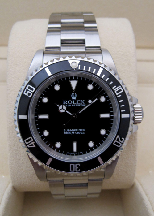 ROLEX Submariner 14060 - Tritium.