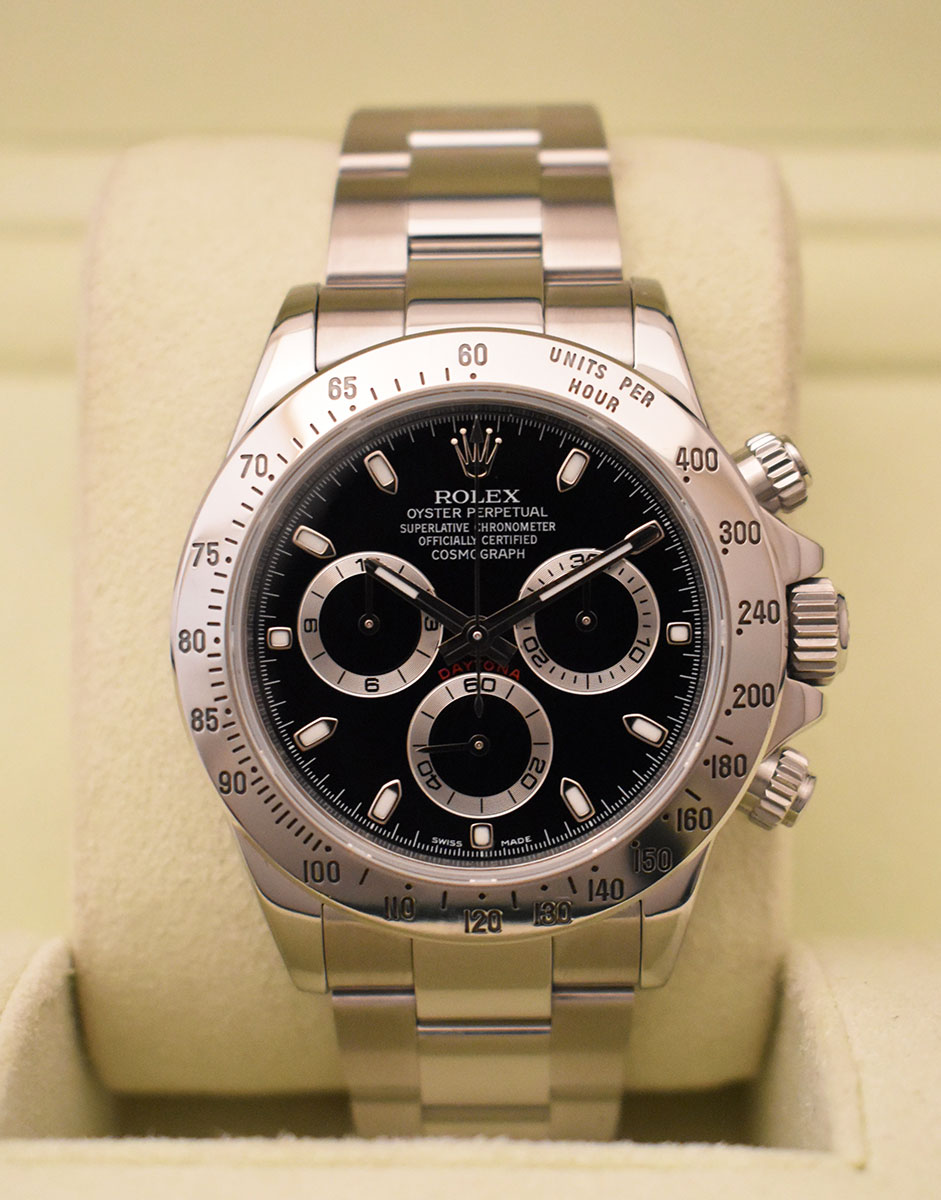 ROLEX Cosmograph DAYTONA 116520 - Full Set.