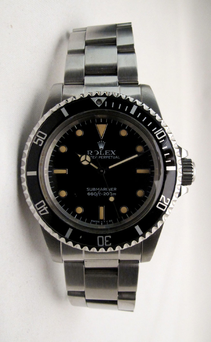 ROLEX Submariner 5513 Transition - Full Set.