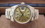 ROLEX DAY-DATE 36MM Tout Or Jaune 18K -