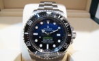 ROLEX Sea-Dweller DEEPSEA D-BLUE - 2017.