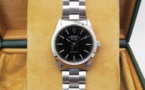 ROLEX Air-King Precision - Cadran Noir.