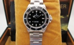ROLEX Submariner 14060 - Cadran SWISS.