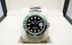 ROLEX Submariner Verte 16610LV - Fat Four Mark I.