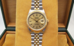 ROLEX Oyster Perpetual DATEJUST - Or / Acier.