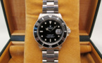 ROLEX Submariner Date 168000 - Full Set.
