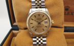 ROLEX Oyster Perpetual DATEJUST Or/ Acier.