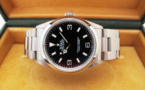 ROLEX Explorer I 36MM Tritium - Full Set.