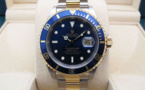 ROLEX Submariner Date Or / Acier - Full Set.