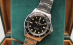 ROLEX Submariner 5513 Maxi Dial Mark II - Full Set.
