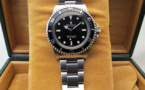ROLEX Submariner 5513 Transition - Série L.