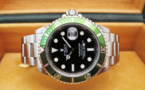 ROLEX Submariner Verte 16610LV - Mark II.